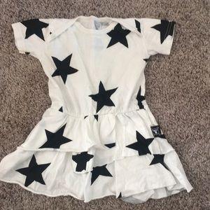 Nununu star dress